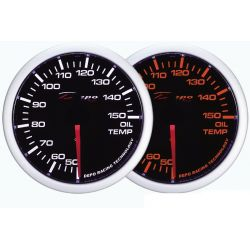 Gauge DEPO Oil temperature - Dual view series
