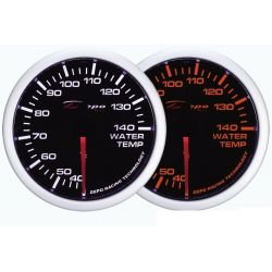 Gauge DEPO Water temp - Dual view series