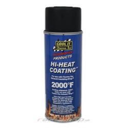 Impregnačný a ochranný sprej na termo izolačné pásky Thermotec, čierny