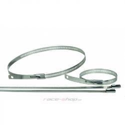 Stainless steel tie straps Thermotec V6 kit