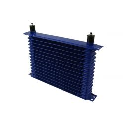 15 row oil cooler trust style 330x125x50mm, AN10