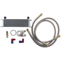 Oil cooler kit D1 Spec 11 rows