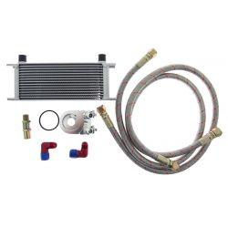 Oil cooler kit D1 Spec 15 rows