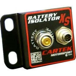 Elektronický odpojovač batérie Cartek XS s FIA homologizáciou
