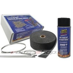 Exhaust Insulating Wrap Kits
