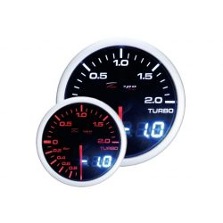 DEPO racing gauge Boost -1 to 2BAR - Dual view series