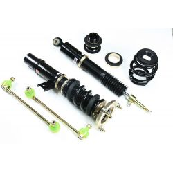 Street and Circuit Coilover BC Racing BR-RA for VW Golf & Jetta V \ VI (55mm)